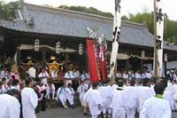 日吉神社 大祭