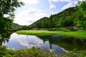 日本プロゴルフ選手権大会(17番ホール)