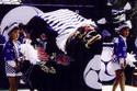 王子神社 獅子舞