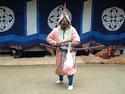上鴨川神社 神事舞