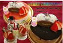 2010クリスマスアイスケーキ