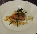 特別コースの一例:メイン料理【フィッシュ】