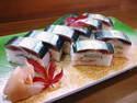 秋本番!! 脂ののったサンマ寿司
